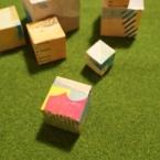 紙の積み木