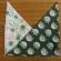 日本手ぬぐいで作るあずま袋(製図編)