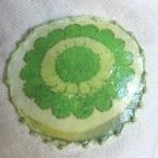 Stitch*green cake